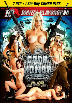 Code Of Honor XXX (Disc 1+2) DVDRip (2013)