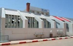 الإقامة الجامعية بوبيدي محمد الشريف بن مكي للذكور تاسوست