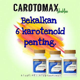 7 Manfaat Carotomax Shaklee Yang Ramai Tidak Tahu.