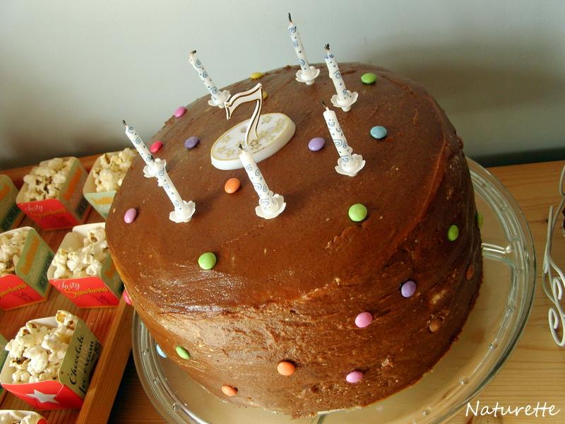 Rainbow Cake Marie Laforet