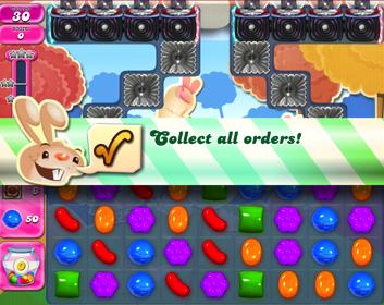 Candy and crush candy crush saga level 1699 - 1600 candy crush ...