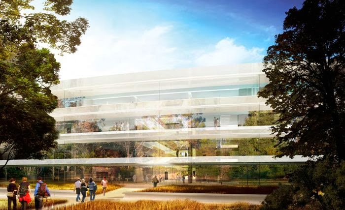 Apple's New Headquarters in Cupertino ~ Damn Cool Pictures