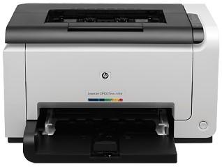 HP LaserJet Pro CP1025 Color Printer Driver
