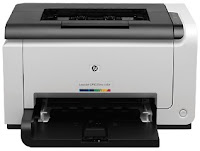HP LaserJet Pro CP1025 Color Printer Driver