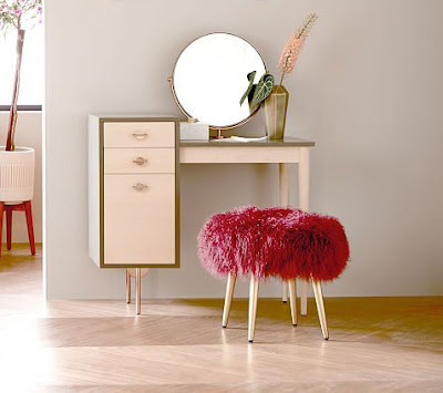 modern wooden dressing table ideas for small bedroom design