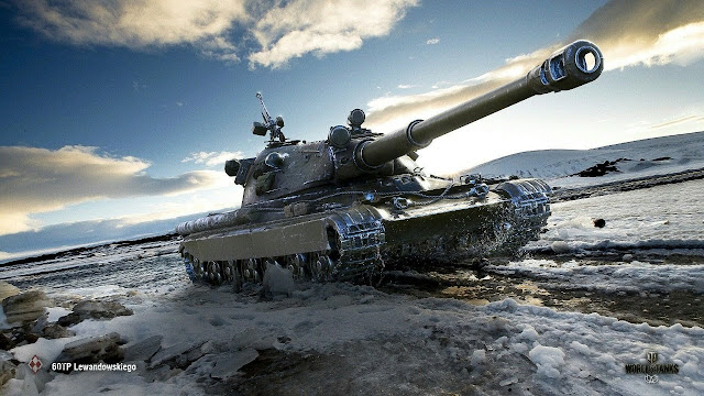 Танкосмотр2020 #4. Польша. Тяжелые танки (веткa 60TP Lewandowskiego) | World of Tanks