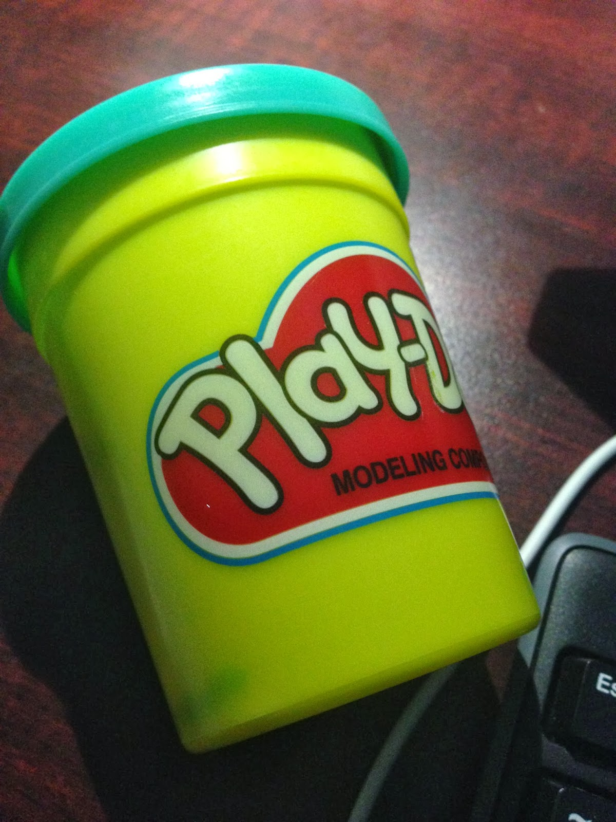 TIGERLIM COM: Play-Doh Taste Salty
