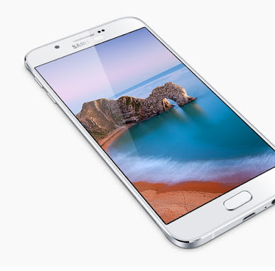 SAMSUNG announces its slimmest phone Galaxy A8 Dual SIM (5.5mm) with fingerprint scanner