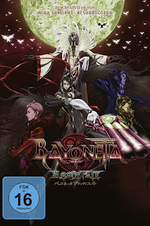 Bayonetta Bloody Fate [Destino Sangrento]