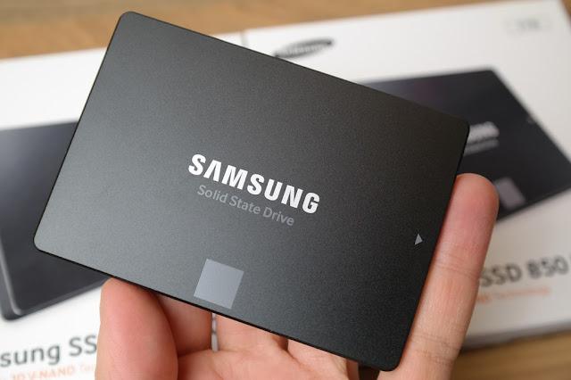 Ổ cứng  Samsung SSD 850 Evo