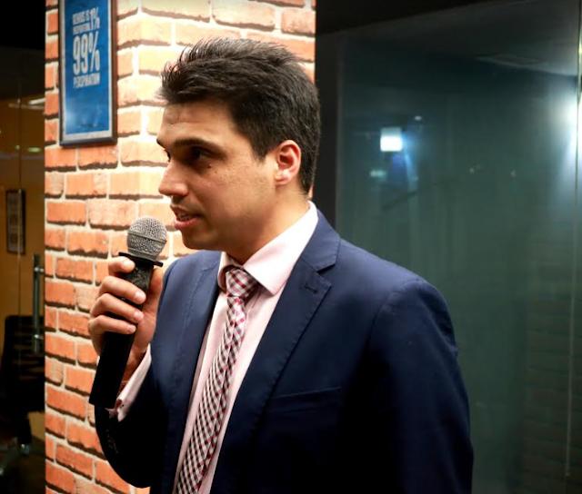 SharpEdge's Founder Sanjay Choudhary Launches Incuspaze