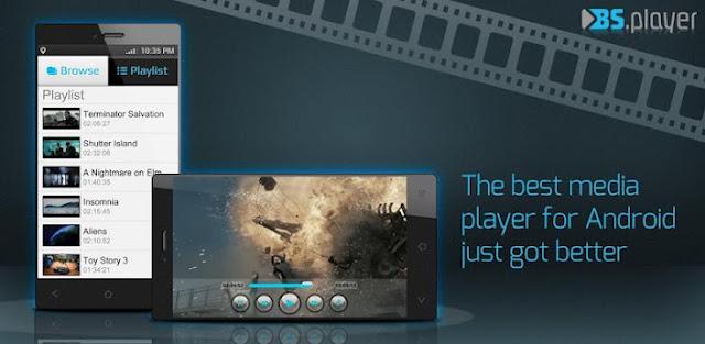 تطبيق BSPlayer النسخة الجديدة واحداً من أفضل مُشغلات الفيديوهات على الإطلاق