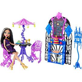 MH Sugar Cafe Playset Dolls