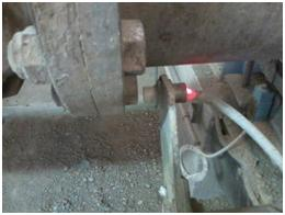 Sensor Proximity Switch di Roller Crusher