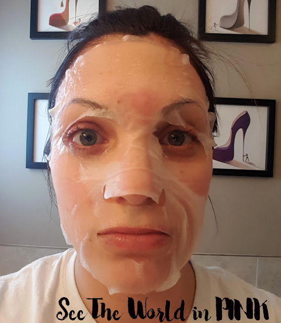 Medicos-V Snow White Hydrating Essential Mask Review