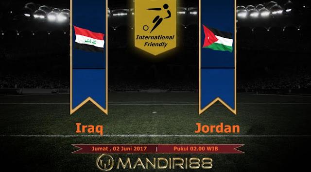 Prediksi Bola : Iraq Vs Jordan , Jumat 02 Mei 2017 Pukul 02.00 WIB