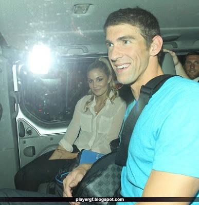 Micheal Phelps new Girlfriend Megan Rossee