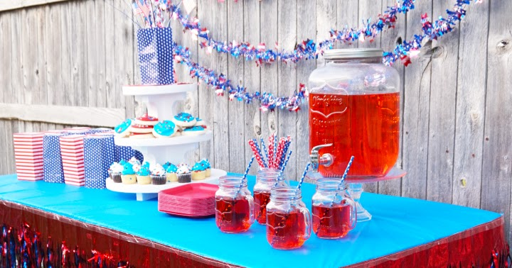 4th of july backyard party ideas artsy fartsy mama