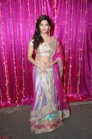Ritika Sing in Golden Pink Choli Ghagra Cute Actress Ritika Sing ~  016.JPG