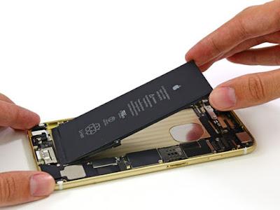 Thay pin iphone được khá nhiều người sử dụng