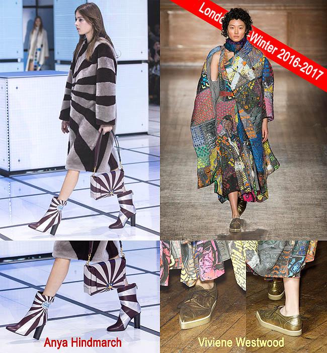 Model sepatu wanita terbaru 2016-2017 Anya Hindmarch
