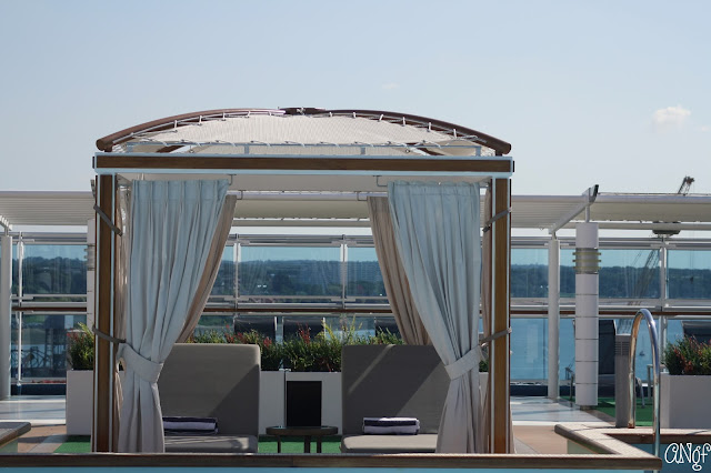 Solitude and relaxation epitomised on the Royal Princess | Anyonita-nibbles.co.uk