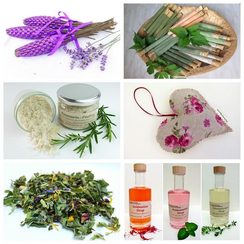 Produkte-Collage-Steiermarkgarten