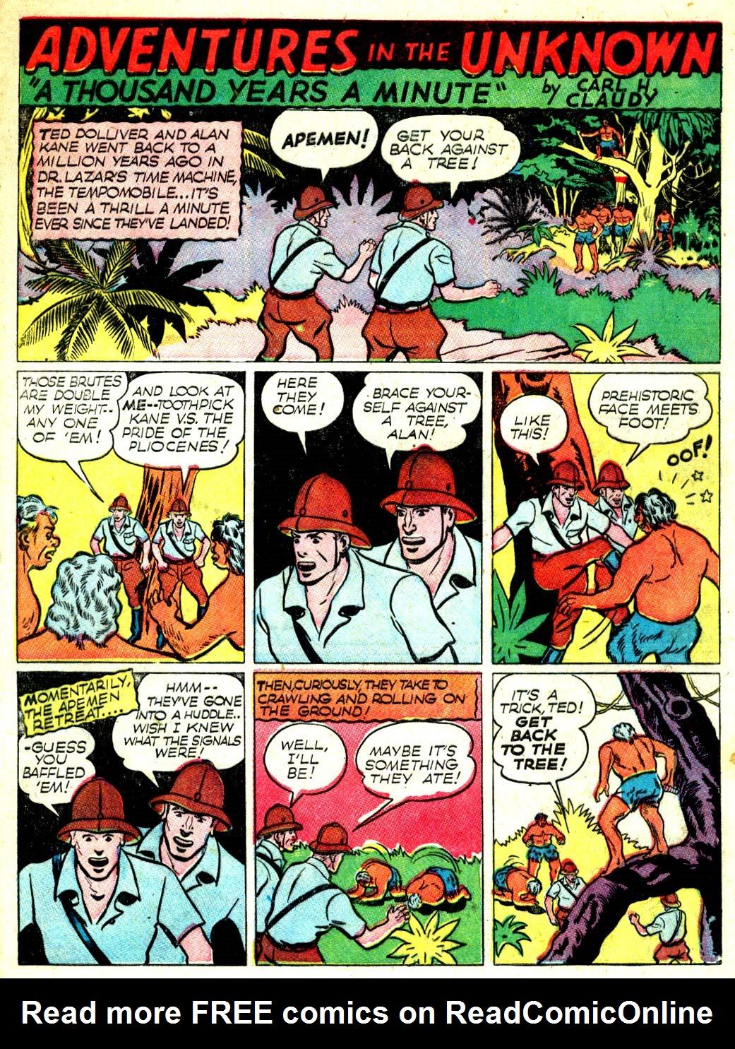 Read online All-American Comics (1939) comic -  Issue #11 - 29