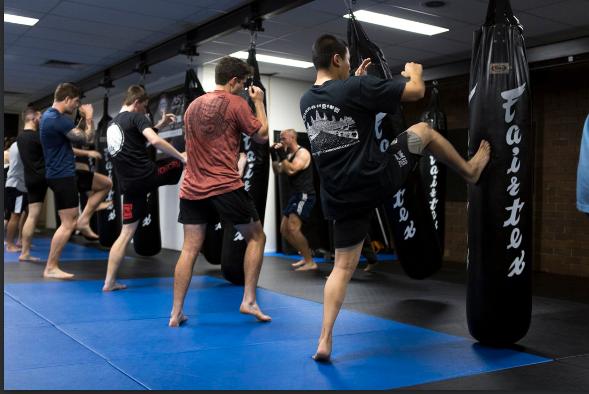 أفضل اماكن تدرييب ملاكمة فى دبى