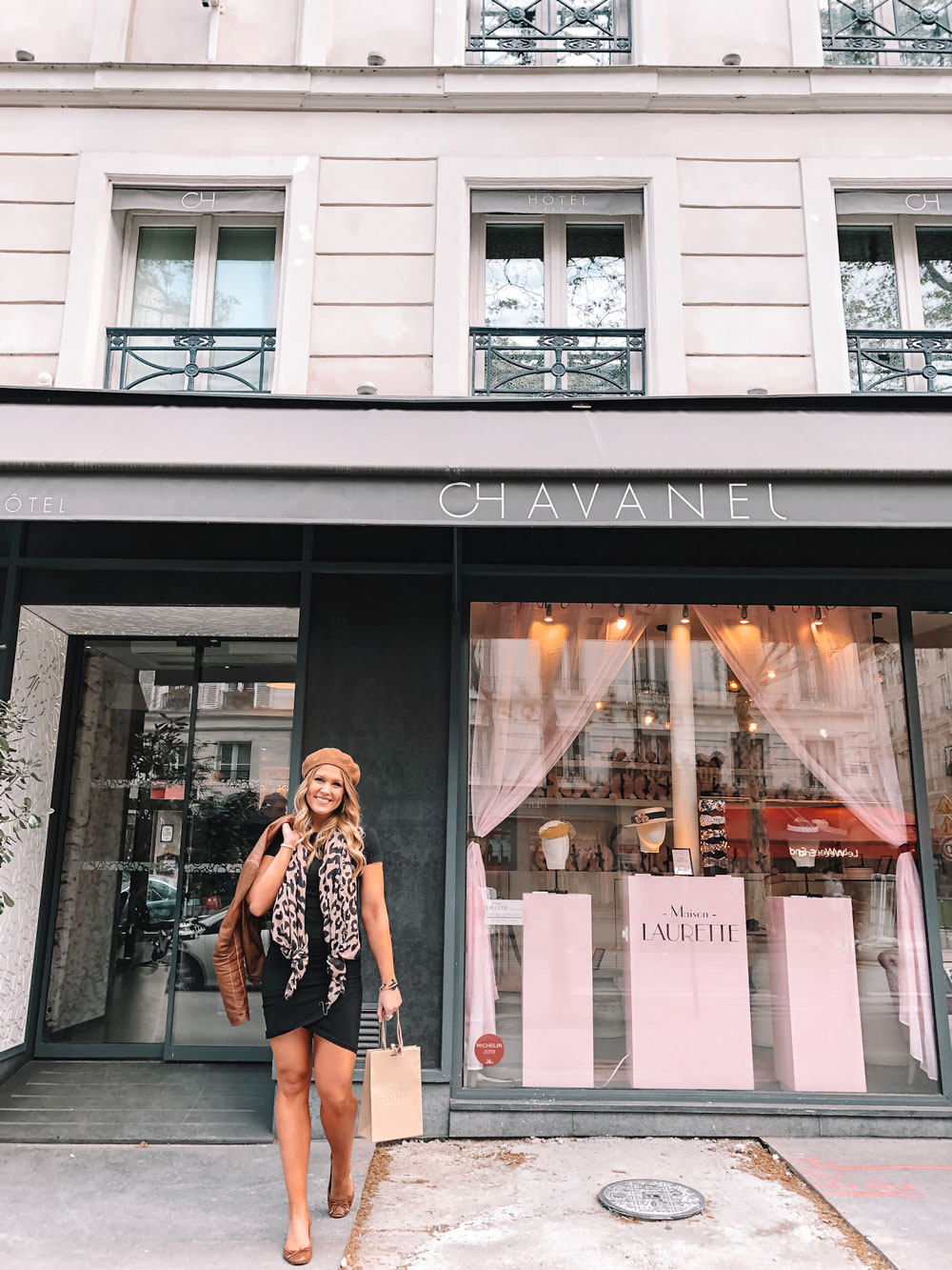 Hotel Chavanel is a beautiful boutique hotel in the 8th Arrondissement of Paris