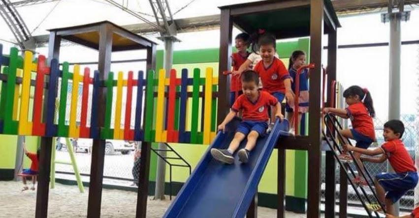 Más de 6 mil estudiantes mejoran condiciones de estudio con nueva infraestructura en Chiclayo