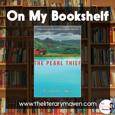 Set in Scotland before World War II begins, The Pearl Thief by Elizabeth Wein follows Julie on her misadventures the summer she returns to her grandparents' estate to help clear it out before it becomes a school. On the day she returns, Julie is knocked unconscious and spends most of the rest of the summer trying to piece together what happened to her. Read on for more of my review and ideas for classroom application.