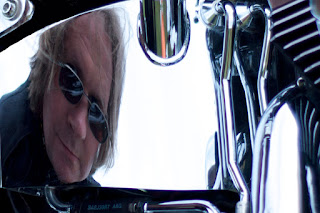 harley davidson reflection