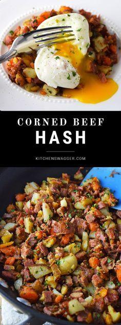 Corned Beef Hash Recipe