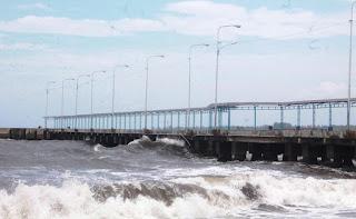 Cuaca Buruk, Penyeberangan Kapal Cepat Bali-Tiga Gili Ditutup