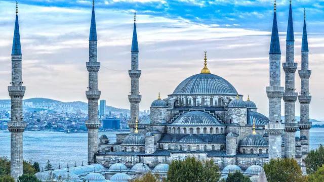 Mezquita Azul de Estambul, Turquia