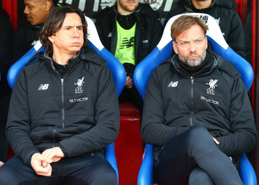 Buvac-and-Klopp-in-the-dugout