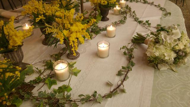 decoración de bodas y eventos Sevilla