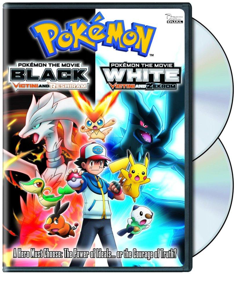 Pokemon 14B: Black - Victini and Reshiram