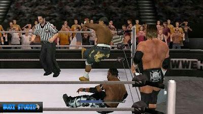 WWE Smackdown vs Raw 2011 PSP PPSSPP 2