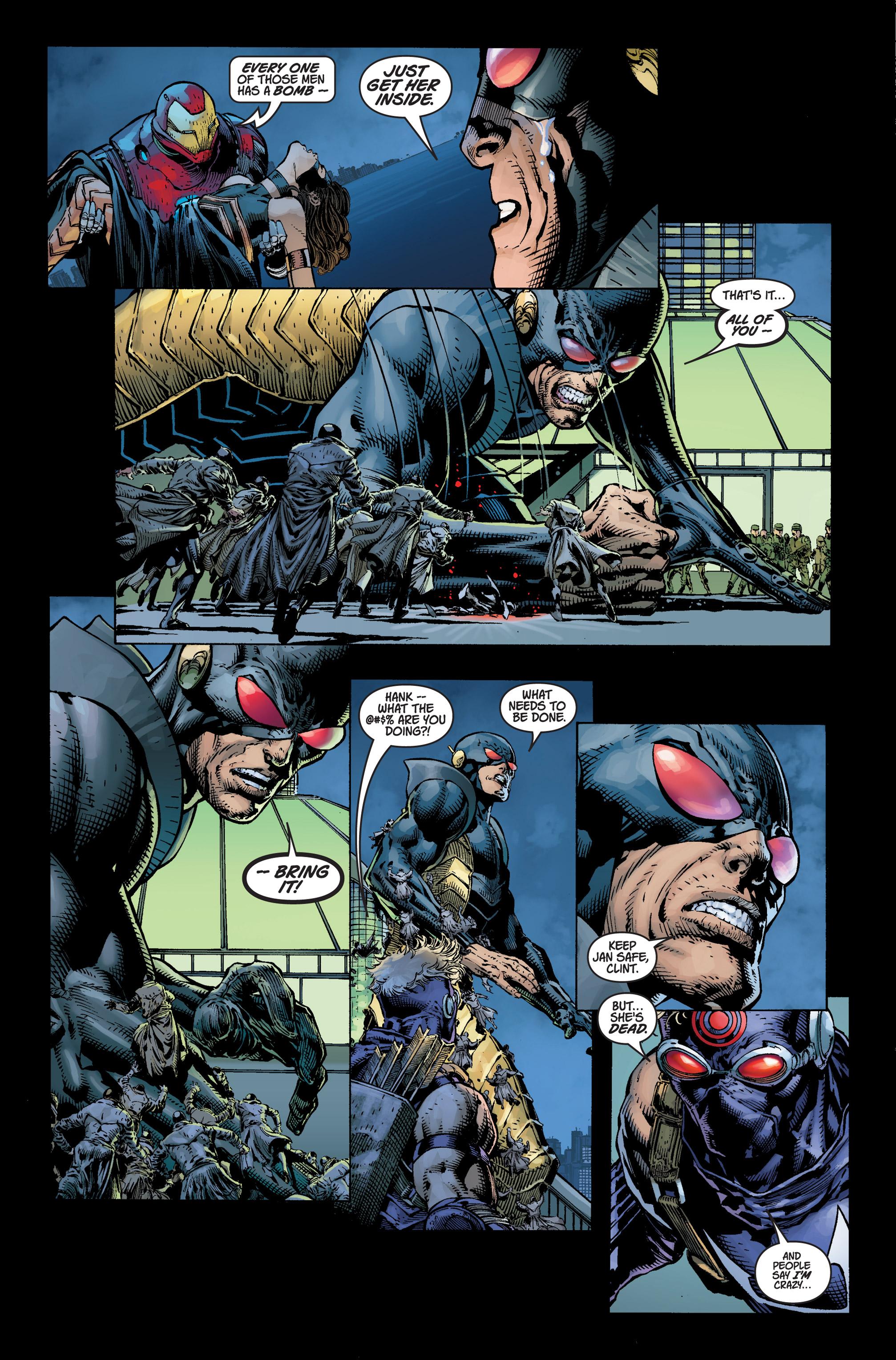 Read online Ultimatum comic -  Issue #3 - 17