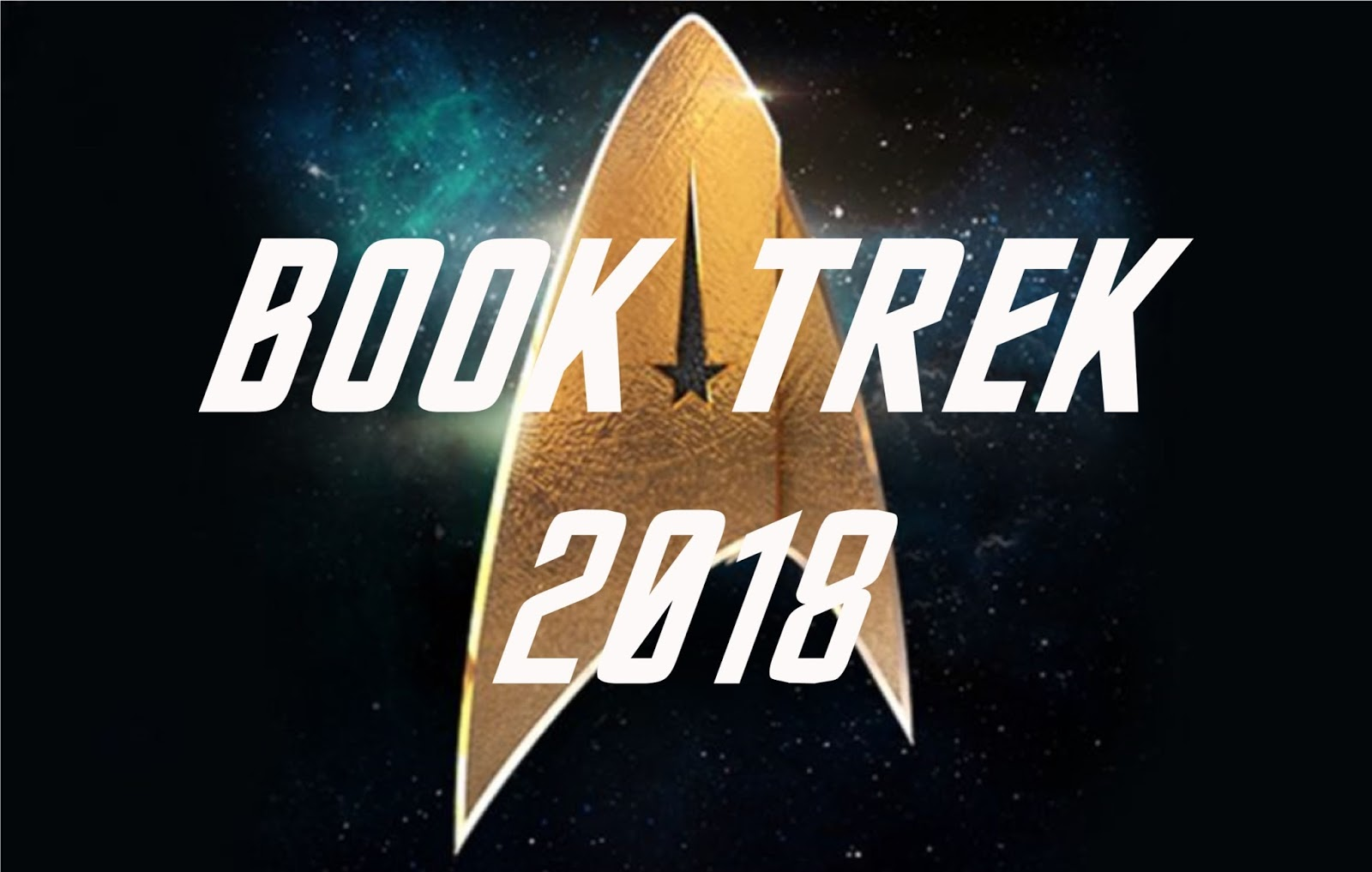 BOOK TREK 2018