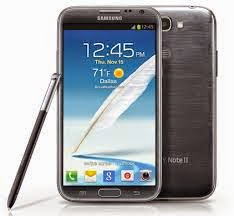 Ponsel Samsung Note 2