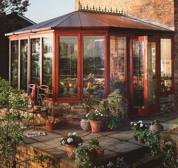 Beautiful Abodes: The Sunroom