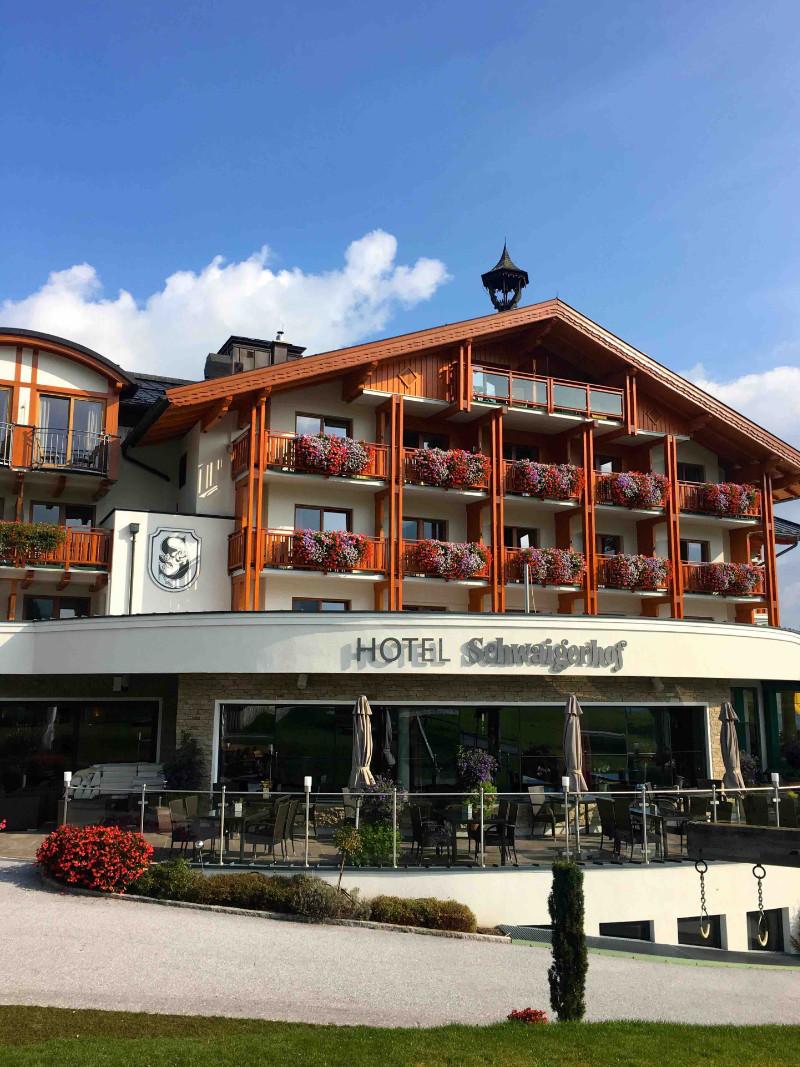 Hotel Schwaigerhof Rohrmoos, Schladming