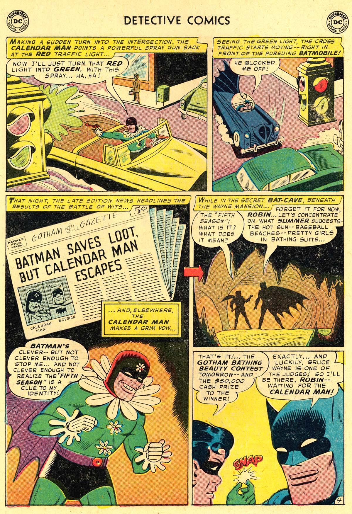 Detective Comics (1937) 259 Page 5