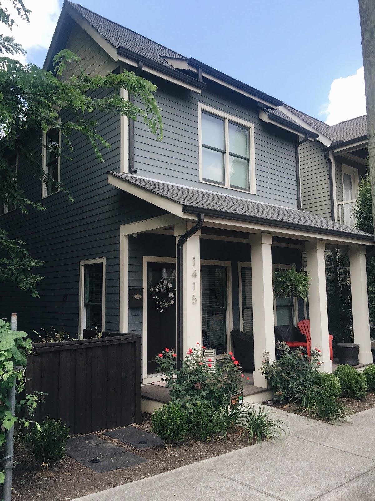 Home in Germantown, Nashville