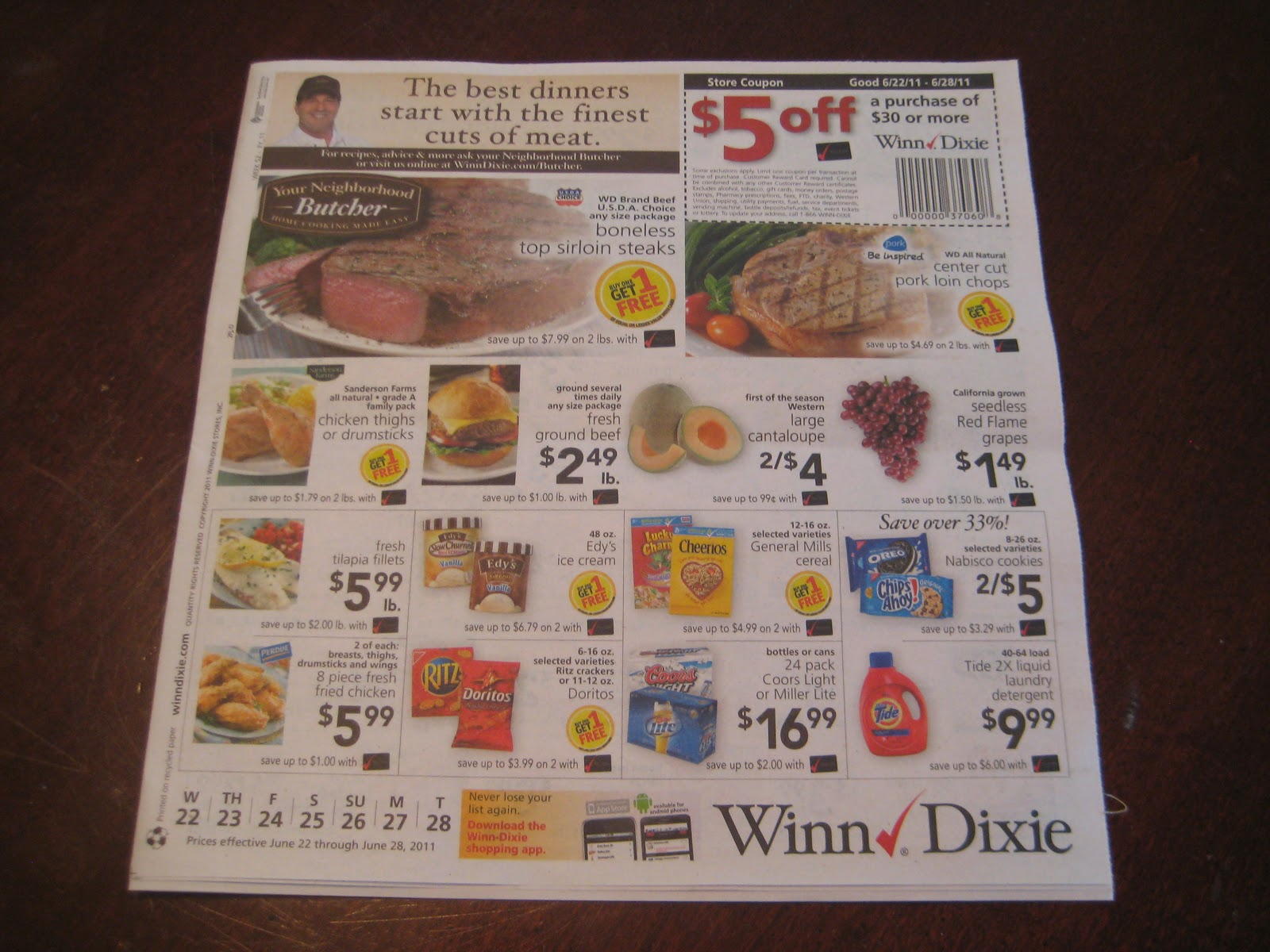 graphic relating to Winn Dixie Printable Coupons named Winn dixie coupon codes weekly advertisement : Wonder omnibus promotions