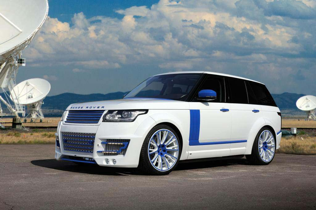 Wallpaper Hd Range Rover Car