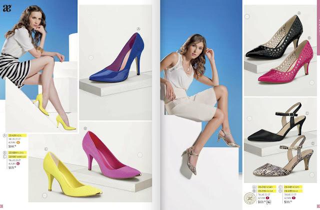 Catalogo de calzado Andrea  verano 2016  digital